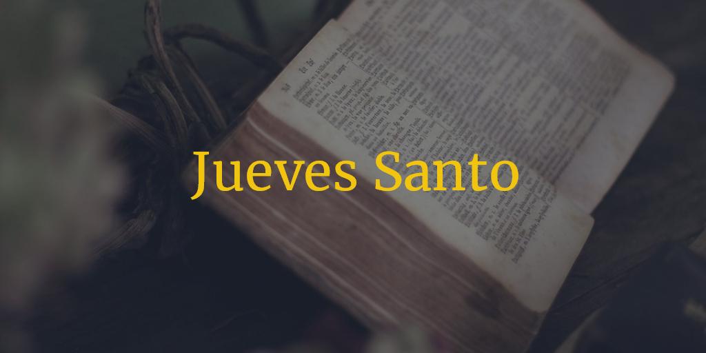 Horarios e Itinerarios Jueves Santo Semana Santa Málaga