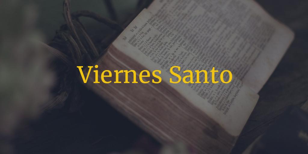 Horarios e Itinerarios Viernes Santo Semana Santa Málaga