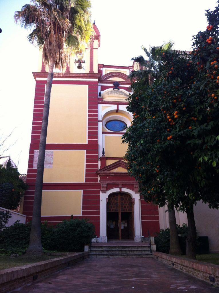 Iglesia San Agustín Málaga
