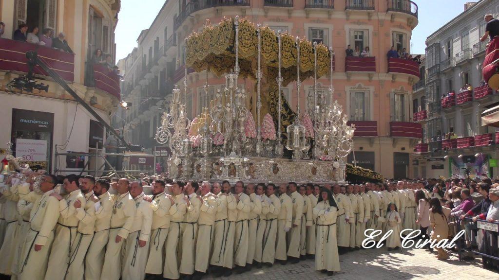 Lagrimas y Favores Málaga