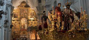trono Humildad malaga