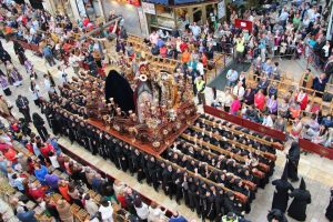 trono Salesianos malaga