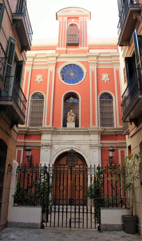 Abadía de Santa Ana de Recoletas Bernardas del Císter Málaga