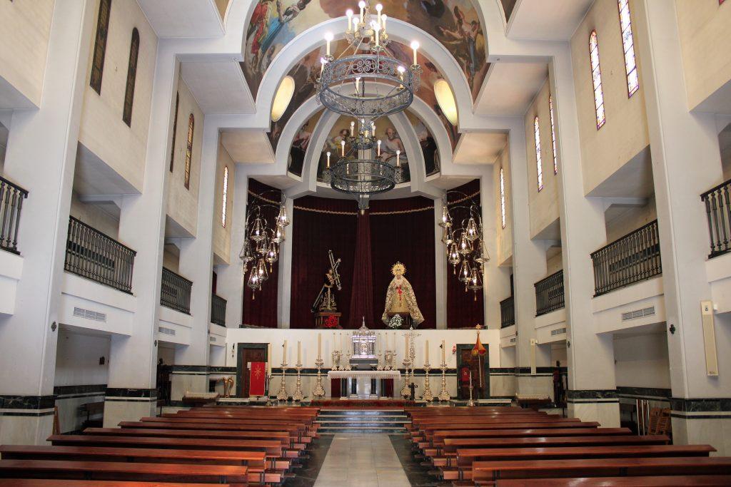 Basílica de la Esperanza Málaga