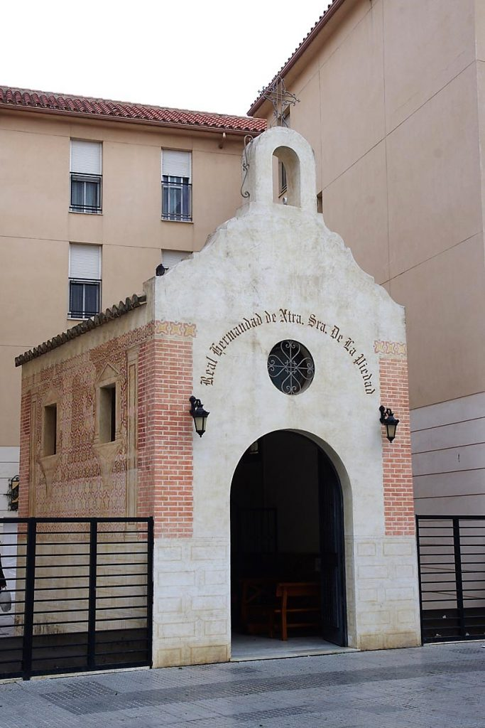 Capilla del Molinillo Málaga