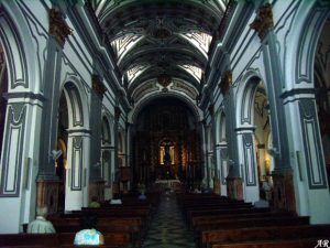 Iglesia Juan Bautista Málaga