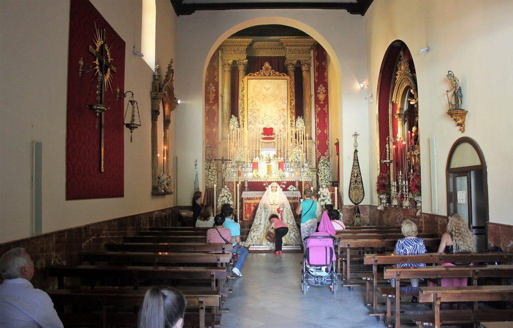 Iglesia de San Lázaro Málaga