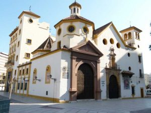 Iglesia de San Pedro Málaga