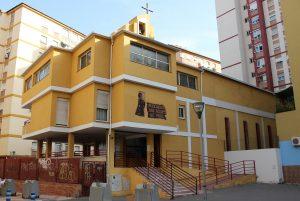 Iglesia de San Vicente de Paúl Málaga