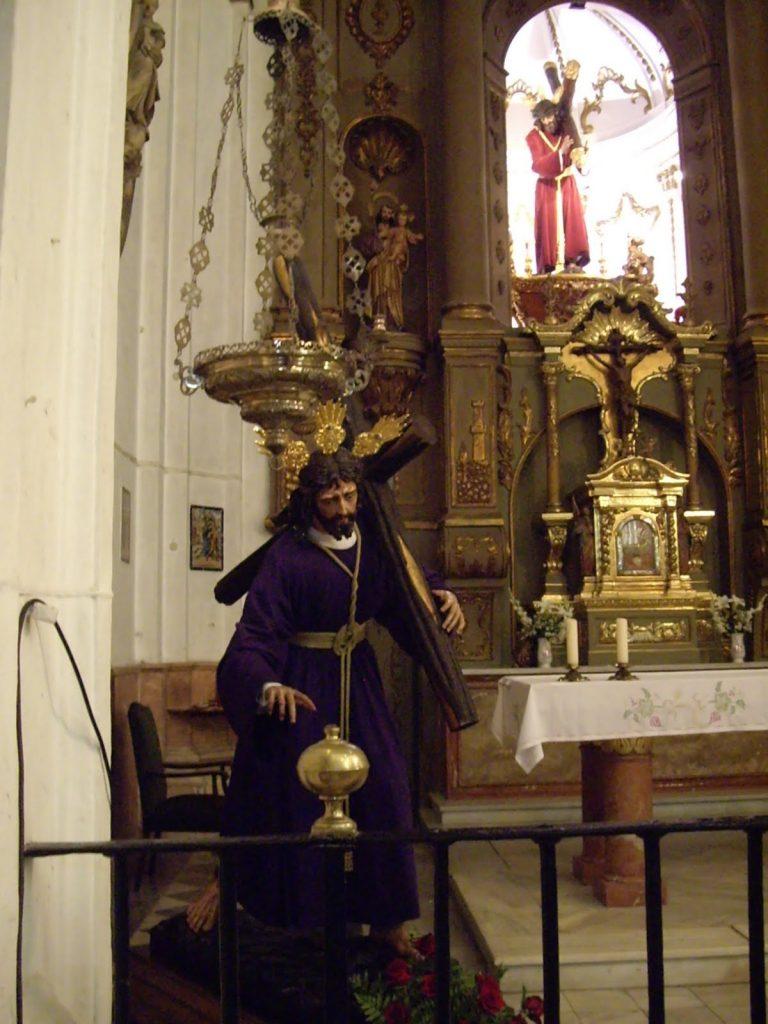Iglesia de Santa Catalina Málaga