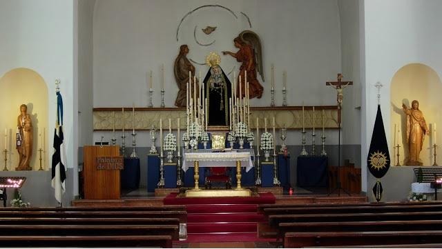 Iglesia de Santa María de la Encarnación Málaga