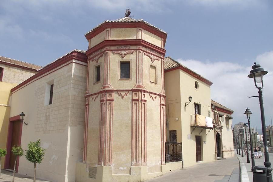 Iglesia de Santo Domingo Málaga