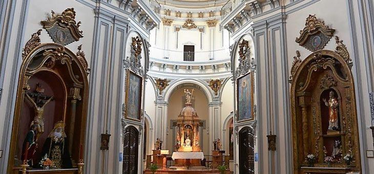 Iglesia de la Santa Cruz y San Felipe Neri
