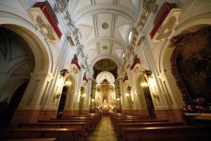 Iglesia de la Victoria Málaga