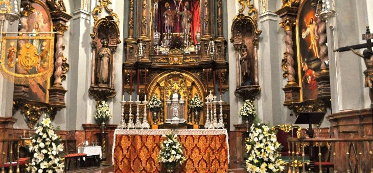 Iglesia de los Santos Mártires Ciriaco y Paula