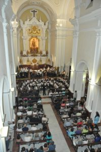 Iglesia del Carmen Málaga