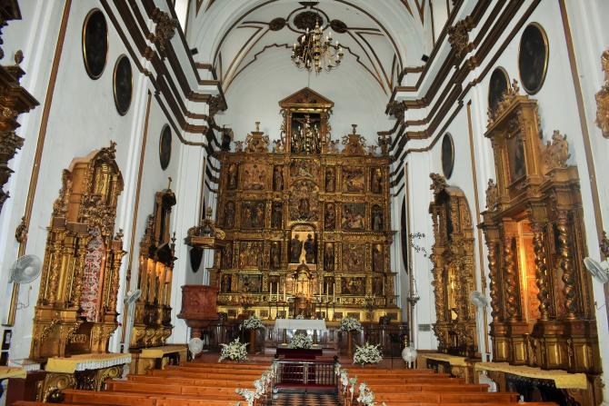 Iglesia del Sagrario Málaga