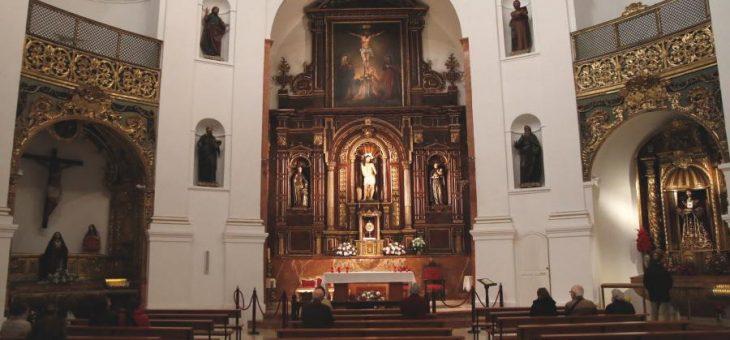 Iglesia del Santo Cristo de la Salud