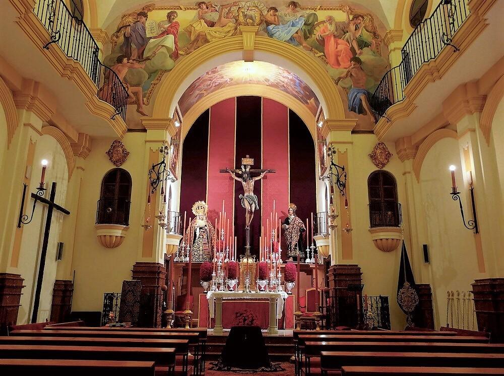 Oratorio de Santa María Reina y Madre Málaga