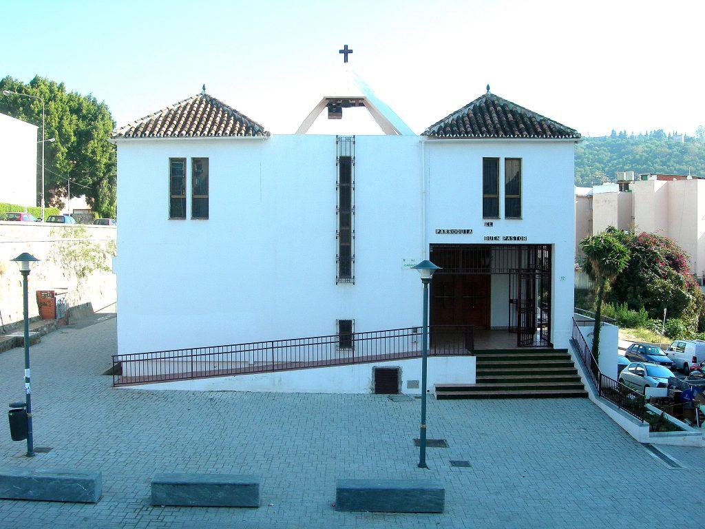 Parroquia del Buen Pastor Málaga