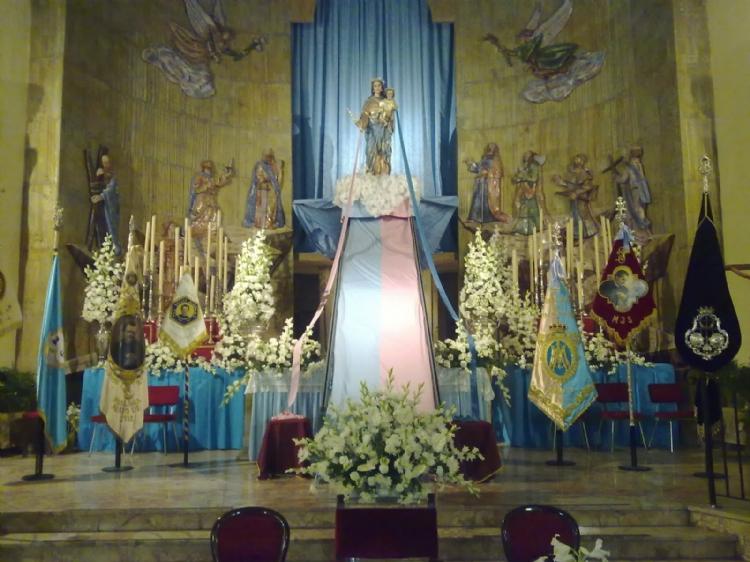 Santuario de María Auxiliadora Málaga