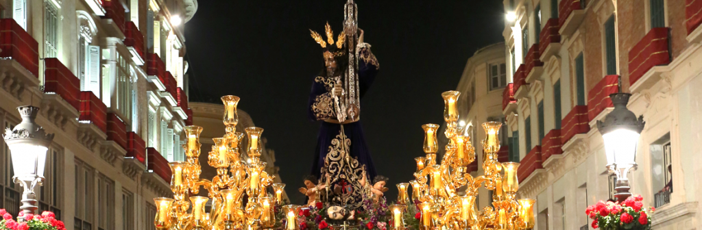 trono El Rico malaga