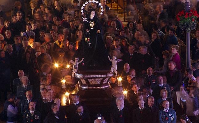 trono Servitas malaga