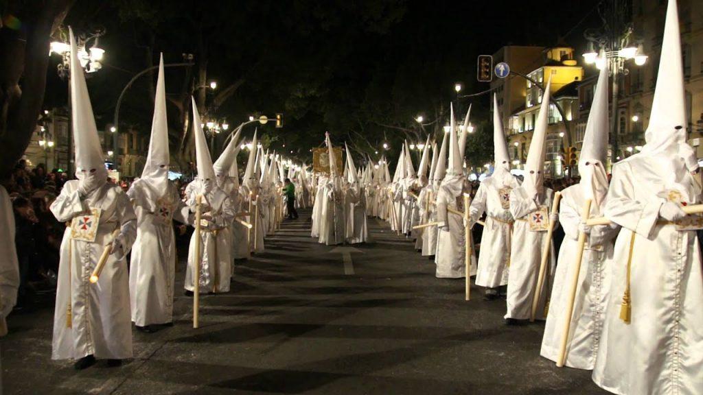 Nazarenos Semana Santa Málaga